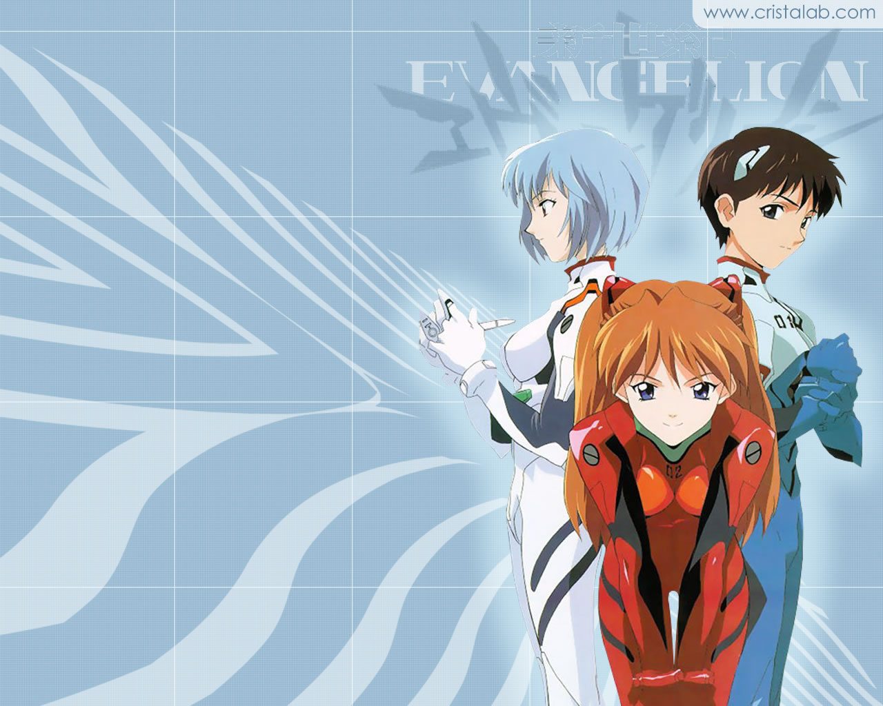 Neon Genesis Evangelion Wallpaper at 1024x768. Evangelion