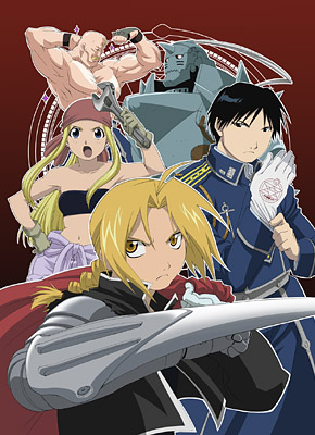 Full Metal Alchemist ^^ Group