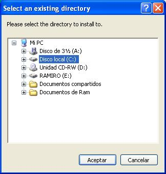 Select an