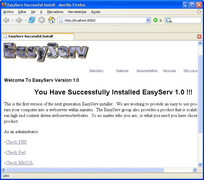 EasyServ