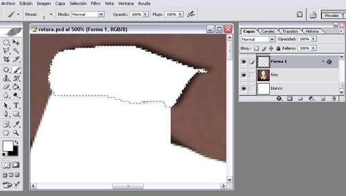 tutos para crear efectos  en photoshop parte 2