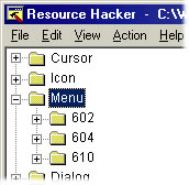 Resource Hacker
